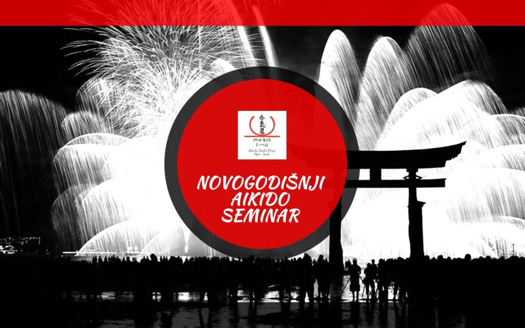 Izveštaj sa novogodišnjeg Aikido seminara u Novom Sadu